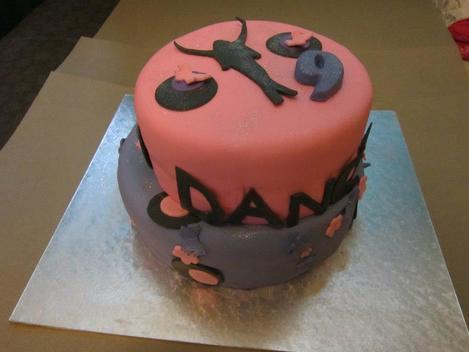 Birthday Cakes Midrand ~ Birthday babyshower or kitchen tea fondant covered cakes