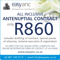 Antenuptial contract r860 cape town wes kaap 02699936758 antenuptial contract r860 platinumwayz