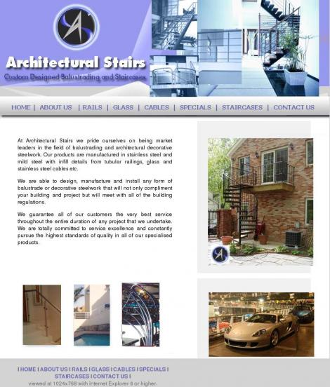 Architectural stairs johannesburg gauteng for Architectural design companies in johannesburg