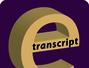 Etranscript