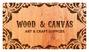 Wood & Canvas Art & Craft Supplies