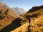 Guided Hiking in the Drakensberg Mountains