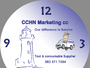 CCHN MARKETING cc