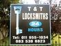 WESTRAND LOCKSMITH - T & T LOCKSMITHS AND HANDYMAN