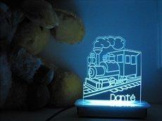 Steam Train Night Light
