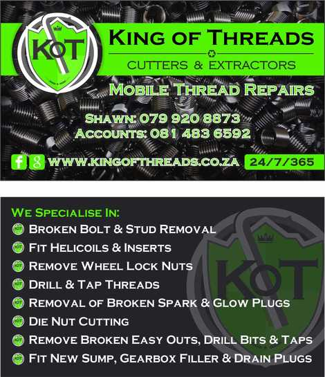 KOT Automotive Engineering - King of Threads