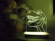 BigT the Dinosaur Night Light