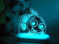 Flynn the Fish Night Light