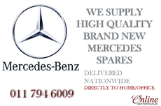 High Quality MERCEDES Spares / Parts - We Deliver Nationwide