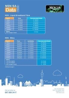 Netcor Data (Internet Access)
