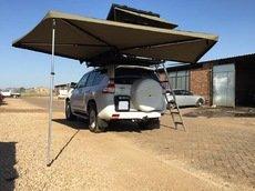 OFF-ROAD SA has Maxi shade 270 Awnings