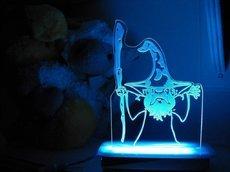Zalla Beam the Wizard Night Light
