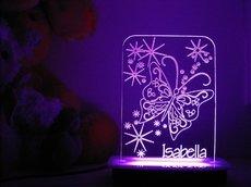 Star Butterfly Night Light