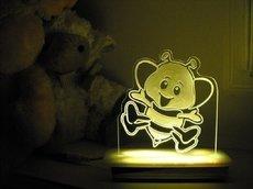 Bee Happy Night Light