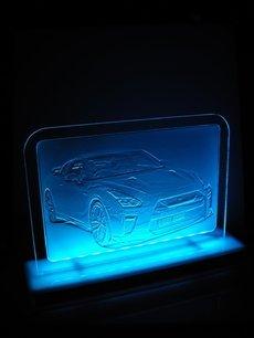 Nissan GTR Designer Light