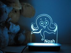 Dave the Octopus Night Light