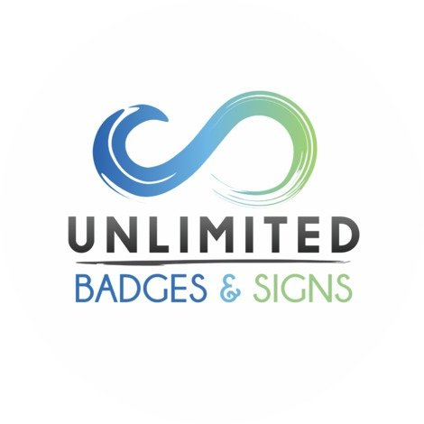 Unlimited Badges and Signs