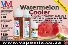 eJuice Bar - Vapemix - Various Flavours - Shelly Beach - KwaZulu