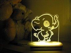 Ella the Elephant Night Light