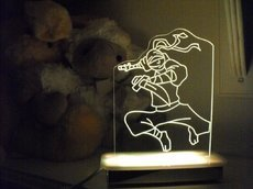 Jack the Ninja Night Light