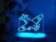 Swift the Plane the Night Light