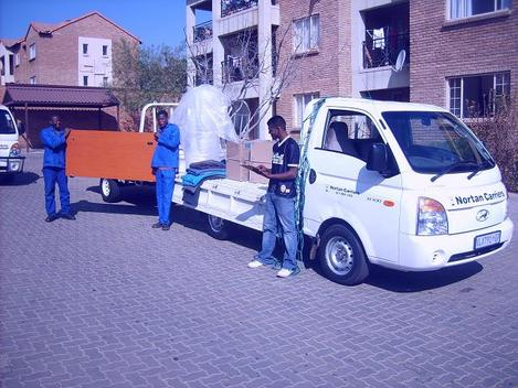 Bakkie hire for furniture removals