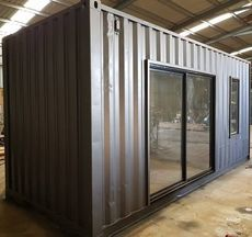 20 Foot Shipping Container, House, Cabin, Granny Flat, Office