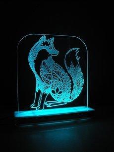 Winter Fox Designer Light