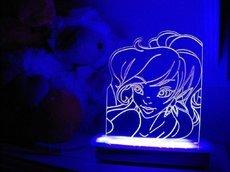 Wonder the Fairy Night Light
