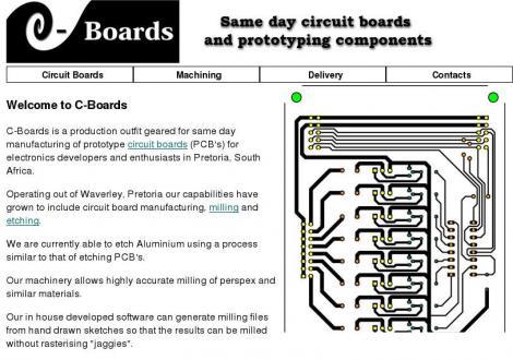 C-boards •