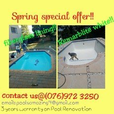 Pool services and covers