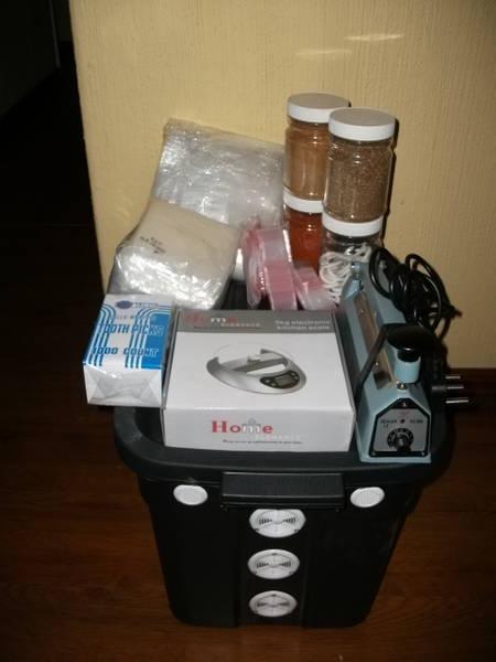 Biltong Dryer