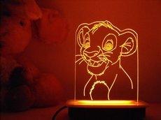 Lion Simba Night Light