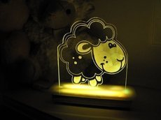 Woolsey the Sheep Night Light