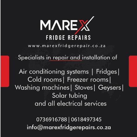 Marex Fridge Repairs