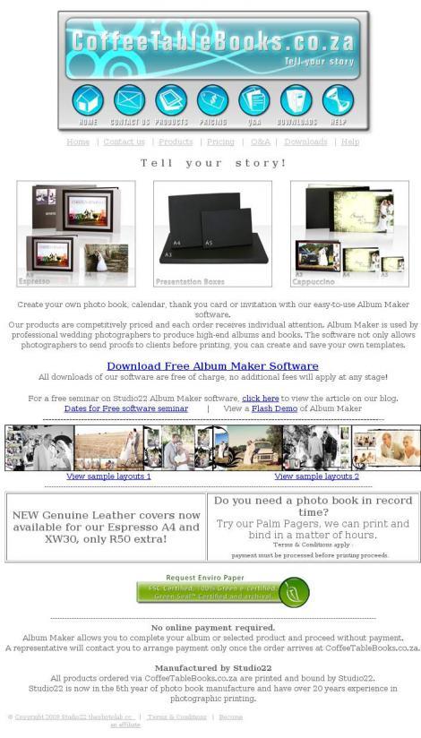 Photo album book maker software free download
