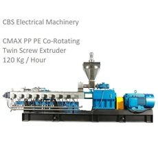 CMAX PP PE Co-Rotating Twin Screw Extruder