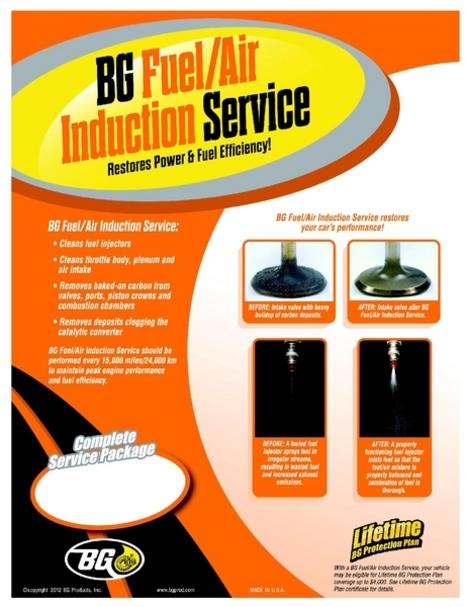 Fuel/Air induction service - Johannesburg - Gauteng #026999329975