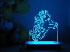 My Little Pony Raindrops Night Light