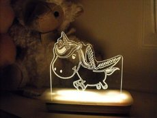 PoniCorn the Unicorn Night Light