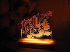 Stitch the Pony Night Light
