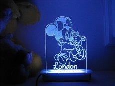 Baby Minnie Mouse Night Light