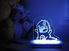 Grunt the Little Monster Night Light