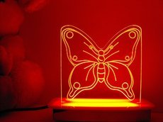 Shine the Butterfly Night Light
