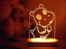Thomas the Hippo Night Light