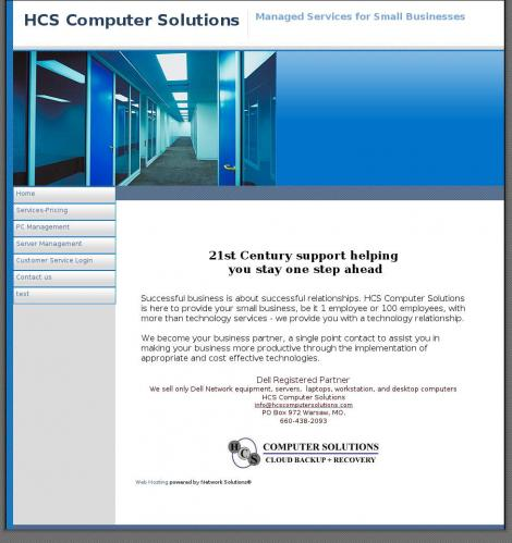 HCS Computer Solutions • Strand • Wes-Kaap •