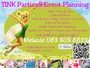 TINK PARTIES & EVENTS