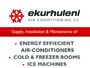 Ekurhuleni Air - Conditioning & Electrical Services cc