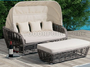 Rattan Furniture Casual Sunbeds Outdoor Day Beds