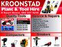 Kroonstad Plant & Tool Hire